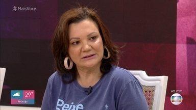 Evandra confessa que sua vida mudou com o 'Jogo de Panelas' - Ela passava por um momento difícil quando foi selecionada para ser uma das participantes