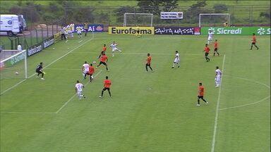 Vasco, Internacional e Corinthians avançam na Copa SP de Futebol Junior - Vasco, Internacional e Corinthians avançam na Copa SP de Futebol Junior
