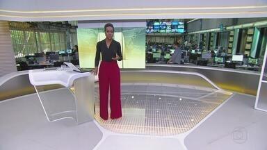 Jornal Hoje - íntegra 14/01/2020 - Os destaques do dia no Brasil e no mundo, com apresentação de Maria Júlia Coutinho.