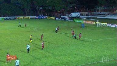 Terceira fase da Copa São Paulo termina com o Palmeiras eliminado - Veja os gols das principais partidas.