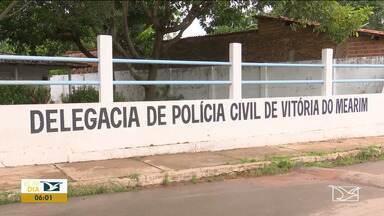 Polícia investiga caso de feminicídio em Vitória do Mearim - Vítima era Fernanda Correa Pereira de 25 anos e ela tinha problemas mentais, mas isso não impediu de conviver com as outras pessoas.