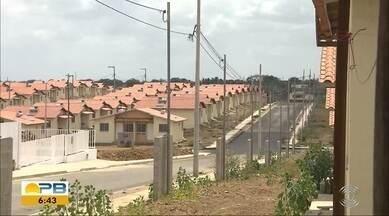 Não ocupação de casas do Aluízio Campos deve ser justificada até esta quarta, em CG - Beneficiados devem apresentar justificativa à Prefeitura Municipal de Campina Grande.