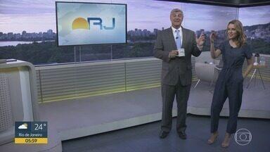 Bom dia Rio - Edição de quarta-feira, 15/01/2020 - As primeiras notícias do Rio de Janeiro, apresentadas por Flávio Fachel, com prestação de serviço, boletins de trânsito e previsão do tempo.