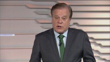 Bom dia Brasil - Edição de quarta-feira, 15/01/2020 - O telejornal, com apresentação de Chico Pinheiro e Ana Paula Araújo, exibe as primeiras notícias do dia no Brasil e no mundo e repercute os fatos mais relevantes.
