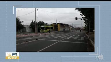 Telespectador registra falha em semáforos na Avenida Miguel Rosa - Telespectador registra falha em semáforos na Avenida Miguel Rosa