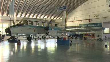 Memorial Aeroespacial brasileiro é opção para as férias em São José - Espaço tem atrações para todas as idades.