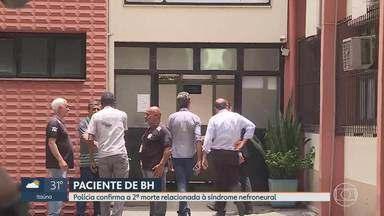 Polícia Civil confirma 2ª morte relacionada à síndrome nefroneural - Polícia apura relação de internações e mortes com consumo de cerveja contaminada.