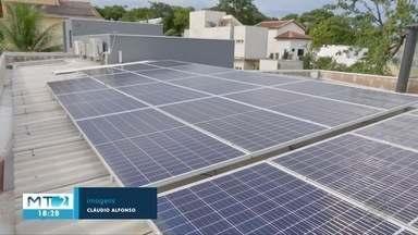 Imóveis com placas de energia solar são mais valorizados no mercado - undefined