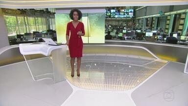 Jornal Hoje - íntegra 16/01/2020 - Os destaques do dia no Brasil e no mundo, com apresentação de Maria Júlia Coutinho