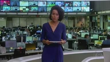 Jornal Hoje - íntegra 17/01/2020 - Os destaques do dia no Brasil e no mundo, com apresentação de Maria Júlia Coutinho.