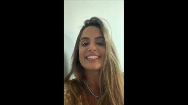 Baianas ex-Big Brother Brasil contam o que mudou ao sair do reality - Baianas ex-Big Brother Brasil contam o que mudou ao sair do reality