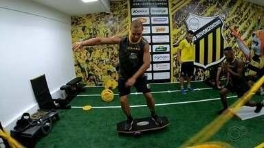 Novorizontino começa preparação para o Paulistão - O time estreia na quarta-feira (22) contra o Oeste de Itápolis em Novo Horizonte às 17h.