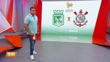 Veja o Globo Esporte SP deste sábado, 18/01 - Veja o Globo Esporte SP deste sábado, 18/01