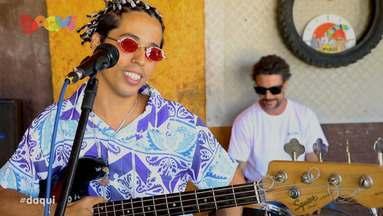 Praia e reggae com a banda Cena Roots no Daqui - O reggae é um dos patrimônios do Maranhão e o programa conheceu mais a história dos talentos da Cena Roots.