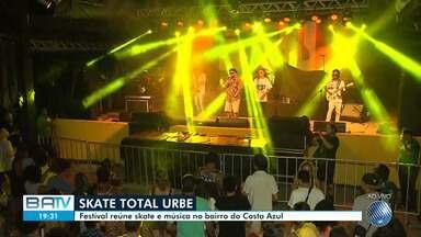 Nação Zumbi faz show gratuito em Salvador neste sábado - A programação conta com outras bandas, que se apresentam no Parque Costa Azul.