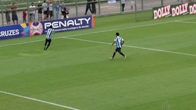 Grêmio e Vasco se enfrentam pelas quartas de final da Copa São Paulo - Grêmio saiu vitorioso nos pênaltis. Próxima partida será contra o Oeste em Barueri.
