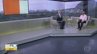 Bom dia Rio - Edição de segunda-feira, 20/01/2020 - As primeiras notícias do Rio de Janeiro, apresentadas por Flávio Fachel, com prestação de serviço, boletins de trânsito e previsão do tempo.