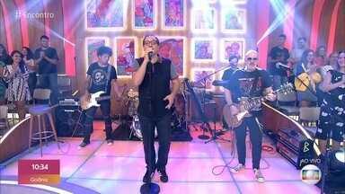 Biquíni Cavadão canta 'É Impossível' - Música abre o Encontro desta segunda-feira