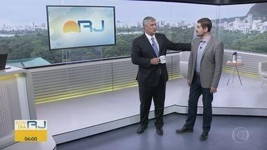 Bom dia Rio - Edição de terça-feira, 21/01/2020 - As primeiras notícias do Rio de Janeiro, apresentadas por Flávio Fachel, com prestação de serviço, boletins de trânsito e previsão do tempo.