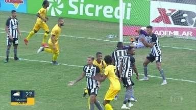 No Carioca, Botafogo é derrotado pelo Madureira por 2 a 0 - Vasco e Flamengo se enfrentam hoje à noite e Fluminense encara a Portuguesa amanhã.
