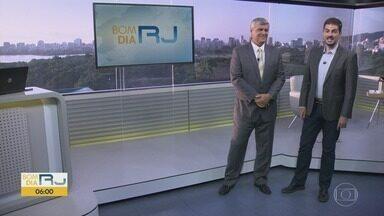 Bom dia Rio - Edição de quarta-feira, 22/01/2020 - As primeiras notícias do Rio de Janeiro, apresentadas por Flávio Fachel, com prestação de serviço, boletins de trânsito e previsão do tempo.
