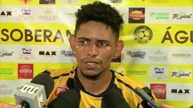 Fernandinho lamenta segunda derrota do Timon-PI, mas acredita em redenção do time - Fernandinho lamenta segunda derrota do Timon-PI, mas acredita em redenção do time