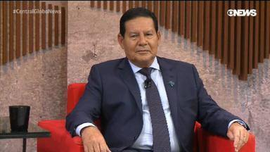 Os novos desafios de Hamilton Mourão na Amazônia