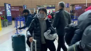 Coronavírus faz China colocar 23 milhões de pessoas sob quarentena - Sobe para 25 o número de mortos pelo novo coronavírus, todos na China.
