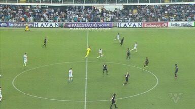 Santos estreia no Paulistão com um empate sem gols diante do Bragantino - Na Vila Belmiro, o Peixe conquistou apenas um ponto na primeira rodada do campeonato.