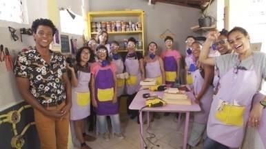 Projeto ensina mulheres a ocupar espaços de trabalho majoritariamente masculinos - Projeto ensina mulheres a ocupar espaços de trabalho majoritariamente masculinos