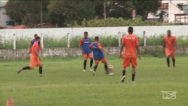Maranhão realiza partida pelo Campeonato Estadual em São Luís - MAC só iniciou os treinos há duas semanas porque em dezembro estava na Copa F.M.F quando perdeu a decisão para o Juventude.