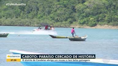 Dica de viagem: conheça Caboto, distrito de Candeias, que abriga o museu Wandely Pinho - O local já foi engenho de açúcar e palco de lutas e festas da nobreza colonial.