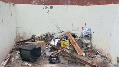 Mais de 170 mil toneladas de resíduos foram recolhidos em Uberlândia em 2019 - Reportagem consultou a Secretaria de Serviços Urbanos e Meio Ambiente e constatou que descartes de resíduos aumentou na cidade em 2019. Secretário comentou assunto.