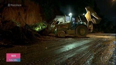 Ana Maria se solidariza com vítimas das chuvas de Minas e Espírito Santo - Só em Minas Gerais, 47 pessoas já morreram em decorrência das fortes chuvas