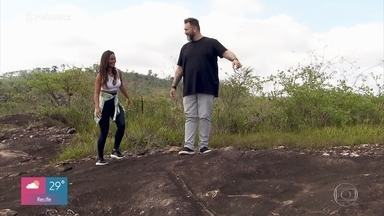 'Na Estrada' visita região queijeira mais antiga de Minas Gerais - Carol Nakamura e Jimmy Ogro viajam para a cidade do Serro e se encantam com as quitandas locais