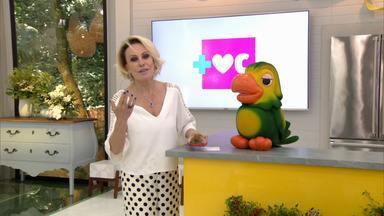 Programa de 27/01/2020 - Ana Maria Braga revela aos telespectadores que está enfrentando um novo câncer de pulmão
