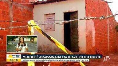 Lorena Tavares traz informações do Sul do Ceará - Saiba mais em g1.com.br/ce