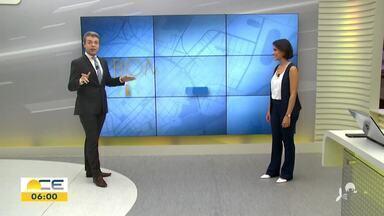 Veja os destaques do Bom Dia Ceará desta segunda-feira (27) - Saiba mais em g1.com.br/ce