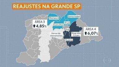 EMTU reajusta tarifa de ônibus na Grande SP - Alta foi de 5,62%, acima da inflação do ano passado.