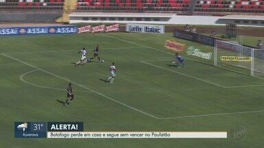 Botafogo-SP perde em casa e segue sem vencer no Paulistão 2020 - Placar contra a Ponte Preta foi de 1 a 0.