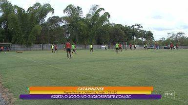 JEC enfrenta o Figueirense no Campeonato Catarinense - JEC enfrenta o Figueirense no Campeonato Catarinense