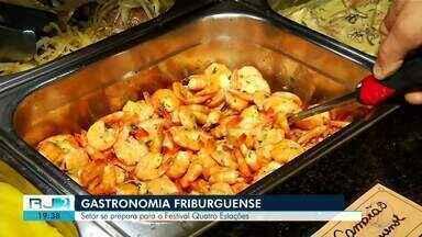 """Nova Friburgo se prepara para Festival """"Quatro Estações"""" - Chefes e restaurantes ainda podem se inscrever."""