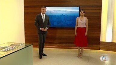 Veja os destaques do Bom Dia Goiás desta quinta-feira (30) - Secretaria de Saúde descarta suspeita de coronavírus em paciente de Goiânia.