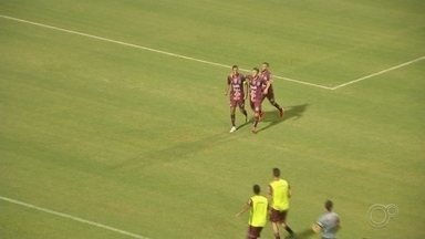 São Bento perde em casa pela Série A2 - O São Bento perdeu em casa pela Série A2.