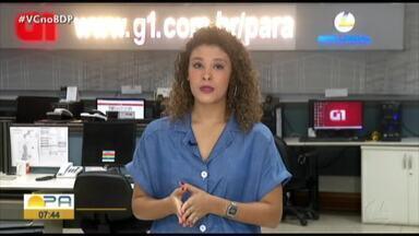 Veja os destaques do G1 Pará com a jornalista Gabriela Azevedo - Veja os destaques do G1 Pará com a jornalista Gabriela Azevedo