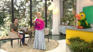 Programa de 30/01/2020 - Ana Maria Braga recebe o ator Thiago Fragoso para o café da manhã. Os dois conversam sobre a primeira semana da novela 'Salve-se Quem Puder'. A receita do dia é Creme de Couve-Flor Tostada
