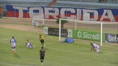 Penapolense perde para São Bernardo em casa pelo Paulista da A2 - São Bernardo venceu o Penapolense por 2 a 0, na noite desta quarta-feira (29), no estádio Tenente Carriço, em Penápolis (SP), em partida válida pela terceira rodada da Série A2 do Campeonato Paulista.