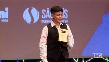 Vencedor do Troféu Mirante Esporte no Jiu-Jitsu vai disputar o Pan Kids, nos EUA - Lucianinho Troller, mostrou um pouco do dia a dia e falou sobre a expectativa para o torneio.