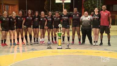 Handebol Aliança Clube é destaque em São Luís. - As meninas estão motivadas com a conquista dos títulos em um ano de criação e já estão pensando na primeira conquista de 2020.