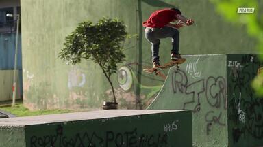 Reserva Ecológica - Zodi, Samelo e Tuca vão ao Rio de Janeiro para registrar os skatistas Ademar Luquinhas e Marcelo Gouveia. Entre os destinos estão a Praça do Ó e a reserva ecológica do Camorim.